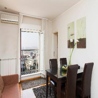 2 Bedroom Apartment Terazue with City View
